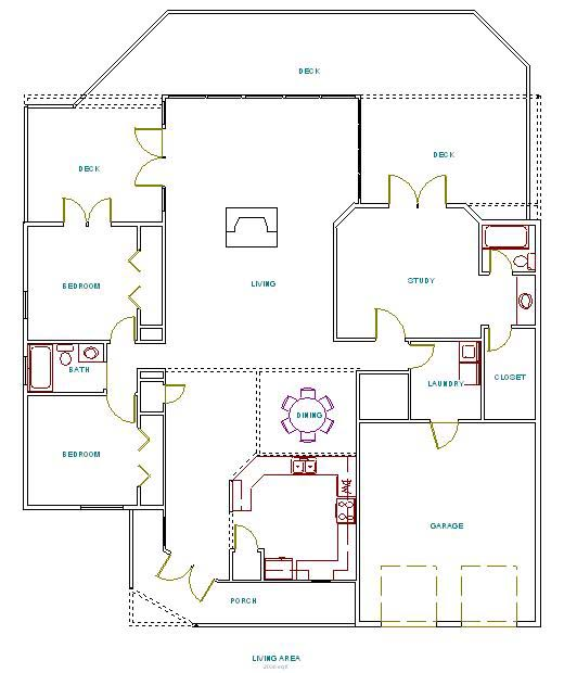 2 story house floor plans. New Floor Plan